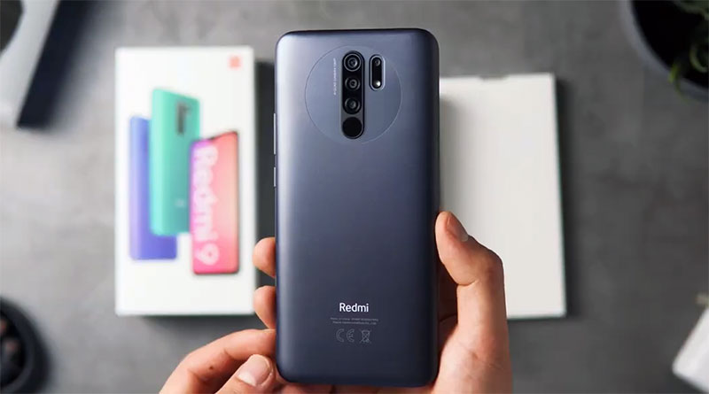 Rozbalili jsme Redmi 9. Co nabízí mobil s cenou pod 4000 Kč?
