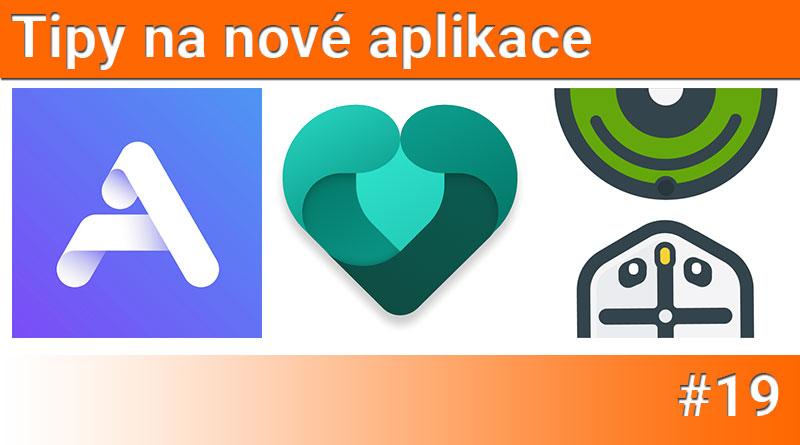Tipy na nové aplikace #19: MS Family Safety, Armoni Launcher a iRobot Coding