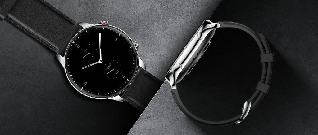 Amazfit GTR 2: nové chytré hodinky s kruhovým ciferníkem