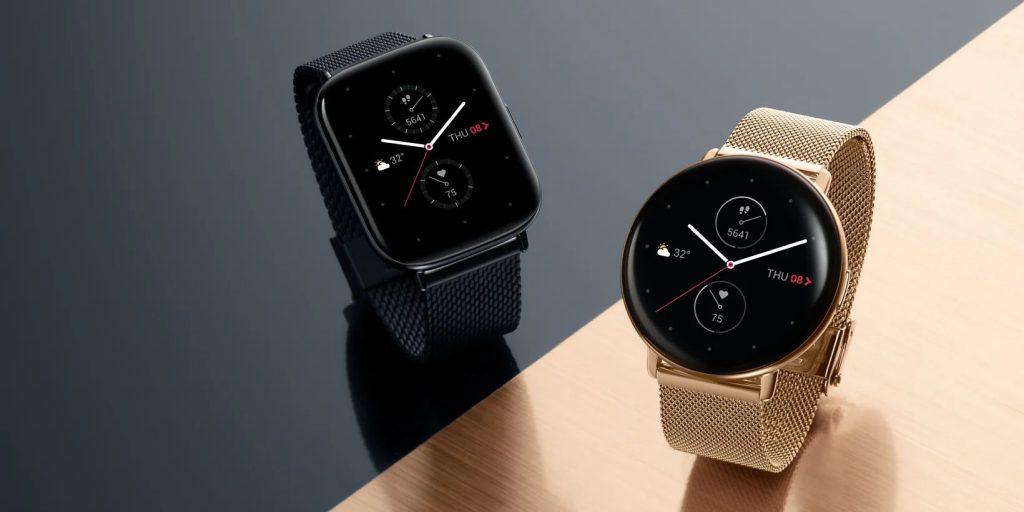 Nové hodinky Zepp
