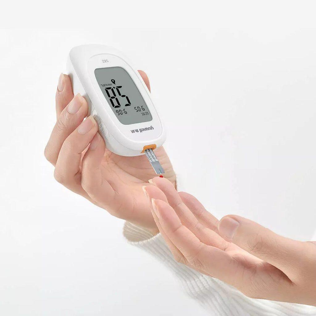 Xiaomi Yuwell Blood Glucose Meter - glukometr