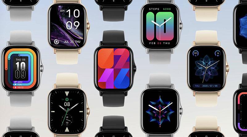 Amazfit GTS 2: nové chytré hodinky se čtvercovým ciferníkem