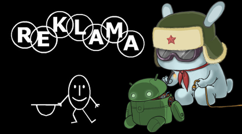 Jak odstranit reklamy z aplikací Xiaomi?