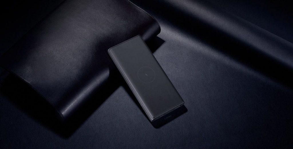Bezdrátová powerbanka Xiaomi