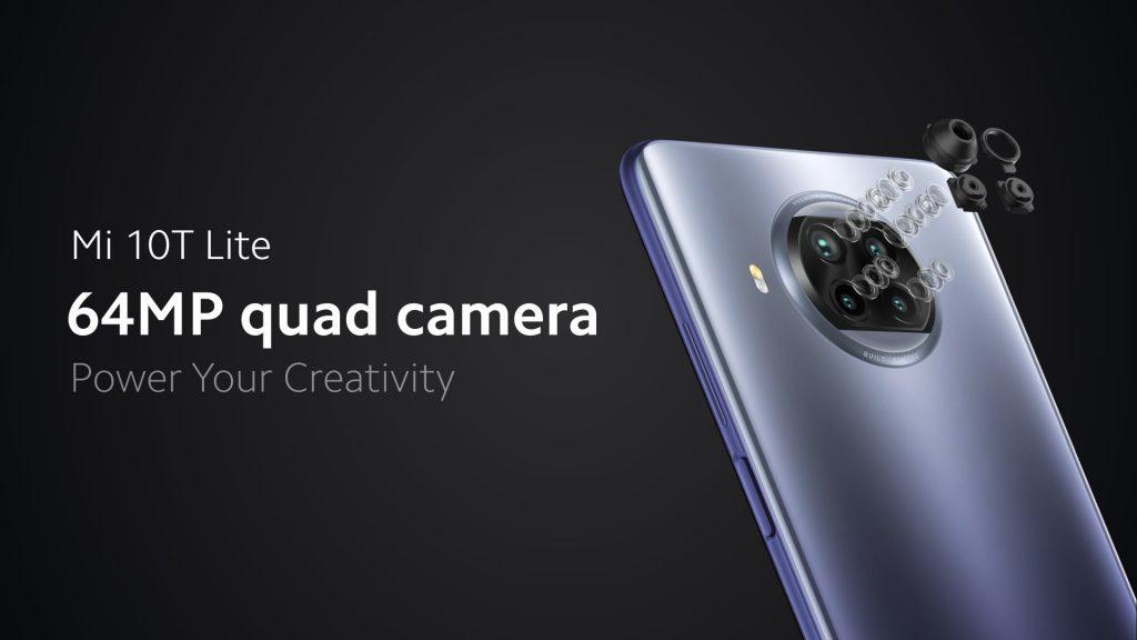 64Mpx fotoaparát