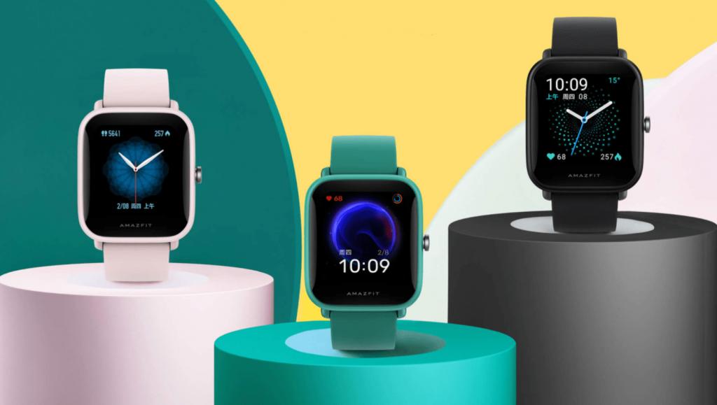 Amazfit Pop - chytré hodinky