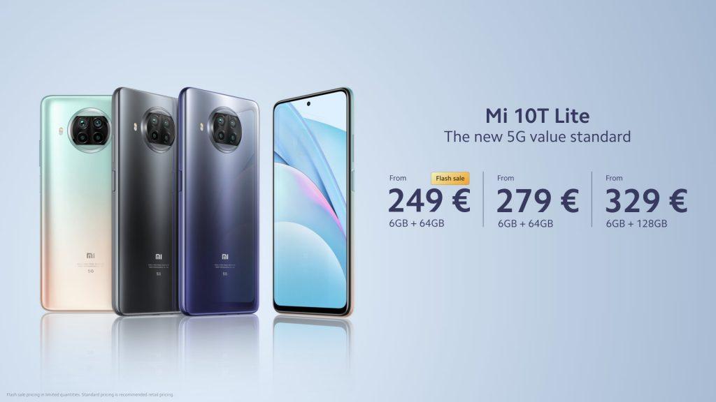 Ceny Xiaomi Mi 10T Lite