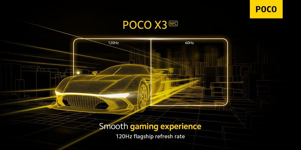 Poco X3 slibuje vysoký herní výkon