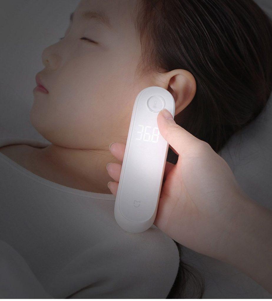 Ušní teploměr Xiaomi MIJIA Ear Thermometer