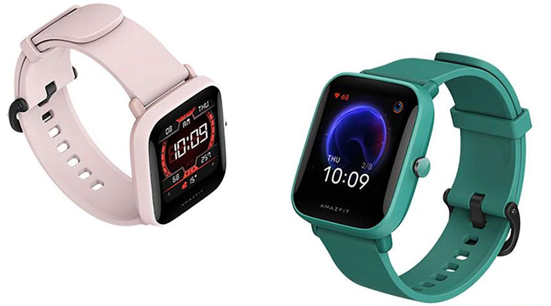 Chytré hodinky Amazfit Bip U nabízejí mnoho funkcí za příznivou cenu