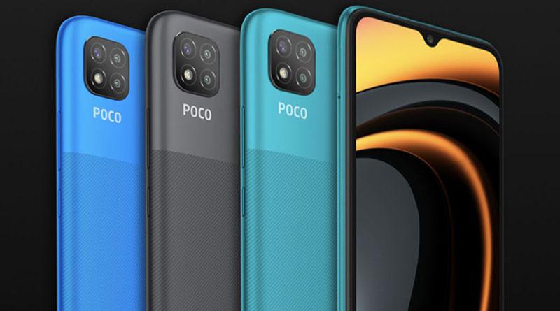 Poco C3: nový smartphone pro nenáročné zkopírovaný od Redmi