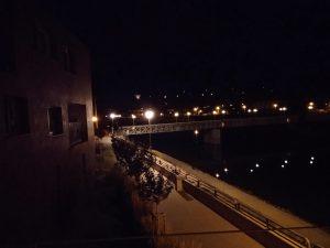 Redmi 9A noční foto