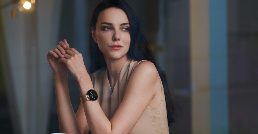 Nové hodinky Amazfit Zepp E