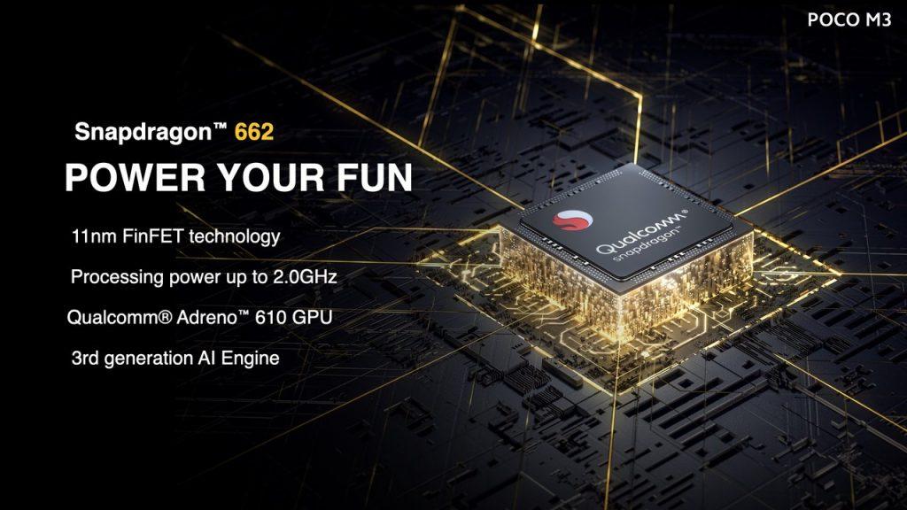 Procesor Qualcomm Snapdragon 662