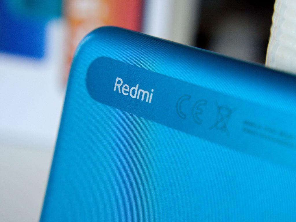 Redmi 9A logo