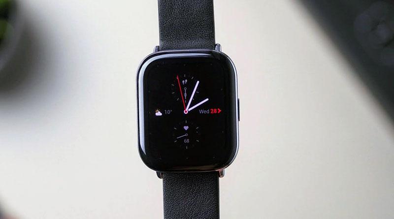 Rozbalili jsme chytré hodinky Amazfit Zepp E square. Co nabízejí?