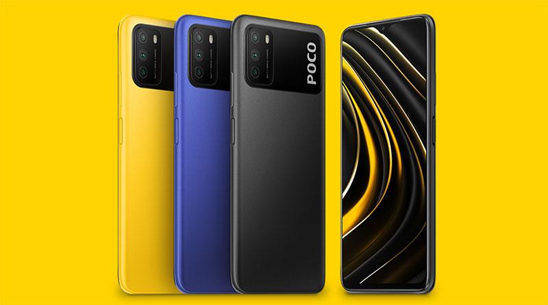 """Telefon Poco M3 představen: překvapivě """"našlapaný"""" mobil pro šetřílky"""