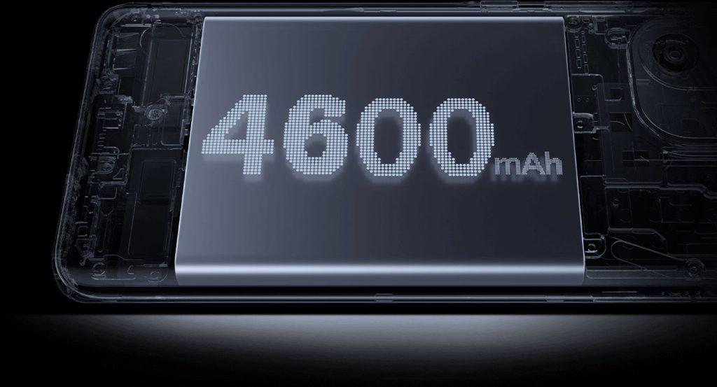 Akumulátor s kapacitou 4600 mAh