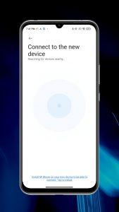 Aplikace Mi Mover