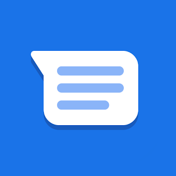 Ikona aplikace pro SMS zprávy od Googlu