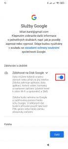 Služby Google