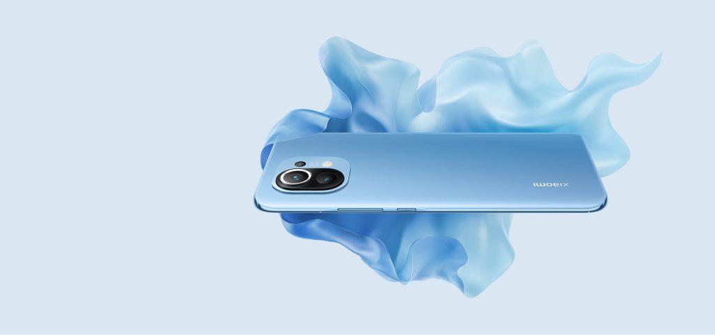 Xiaomi Mi 11 podporuje sítě páté generace