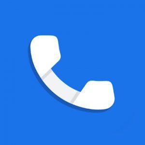 Toto je ikona aplikace Telefon