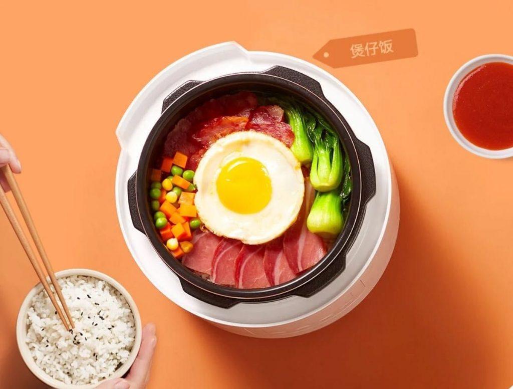 Xiaomi Mijia Smart Electric Pressure Cooker - tlakový hrnec