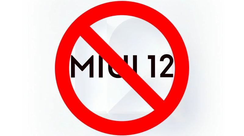 Telefony Redmi Y3, Redmi 7, Redmi 6 a Redmi 6A nedostanou MIUI 12