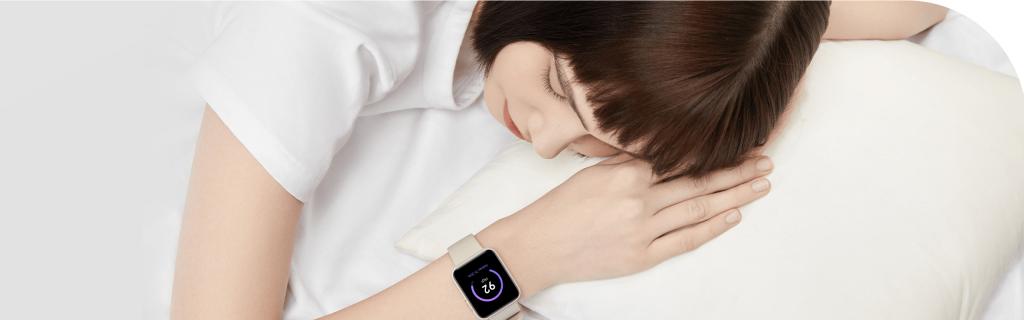 sledování a vyhodnocování délky a kvality spánku