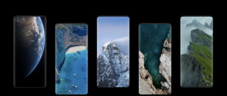 V rámci novinek v MIUI 12.5 se můžete těšit na nové Super Tapety