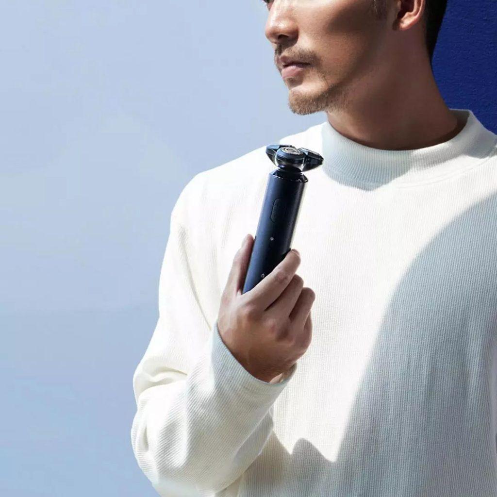 Xiaomi MIJIA Electric Shaver S700 - holicí strojek