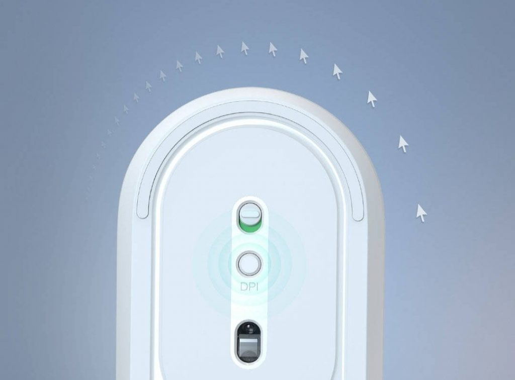 Xiaomi Mi Portable Mouse 2 - bezdrátová myš