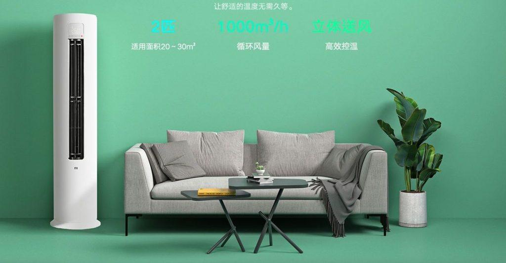 Xiaomi Vertical Air Conditioner 3 - sloupová klimatizace
