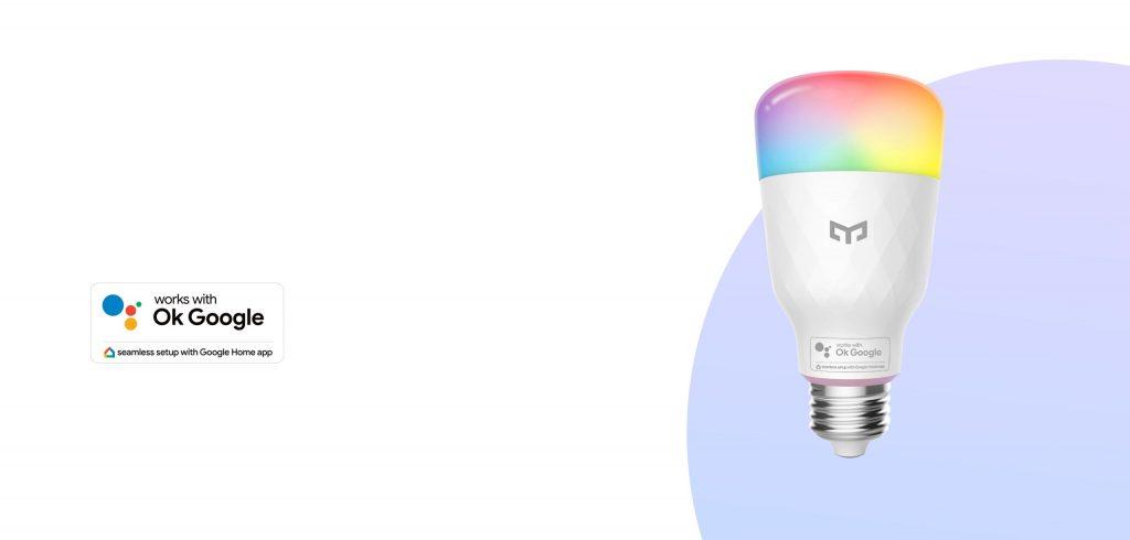 Xiaomi Yeelight Smart LED Bulb M2 (Multicolor) - chytrá žárovka