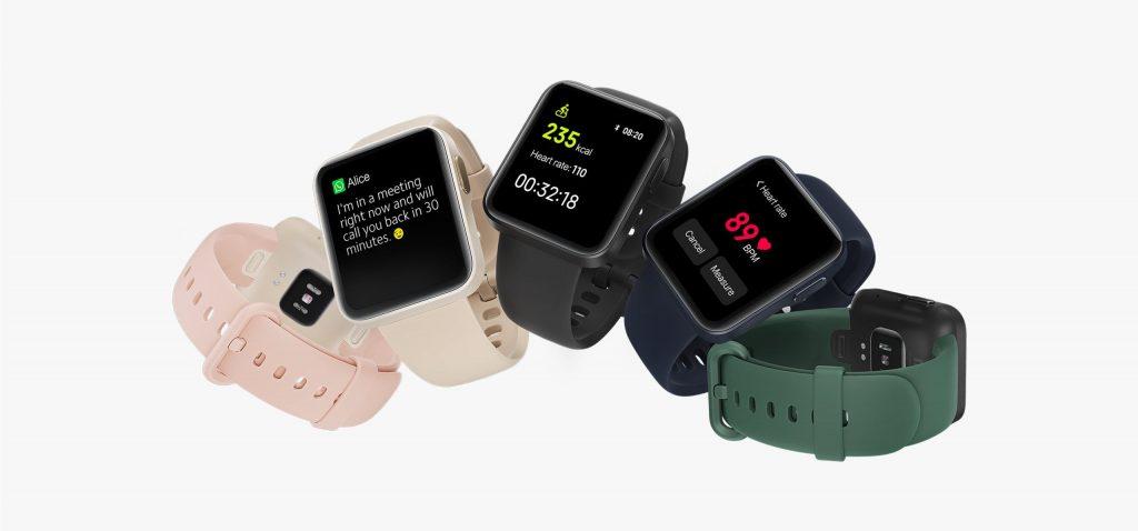 Rozbalili jsme Xiaomi Mi Watch Lite: stylové chytré hodinky pod 2000 Kč