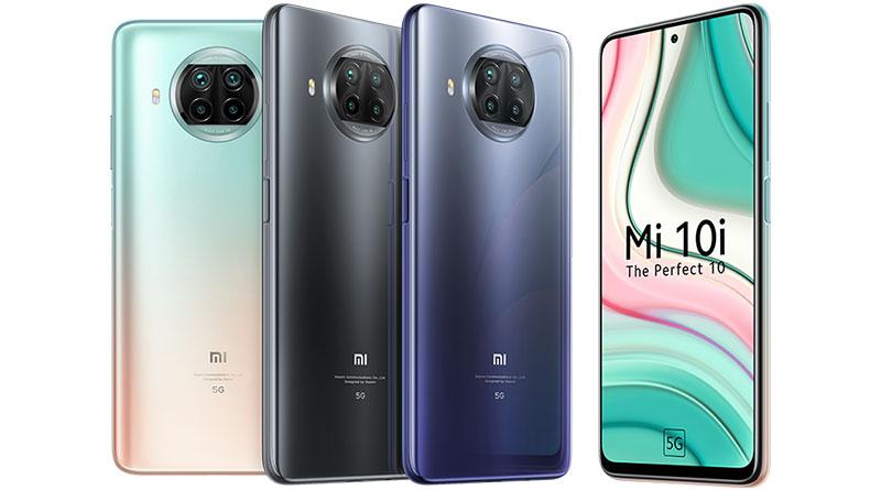Xiaomi Mi 10i: nový telefon vyšší střední třídy se 108Mpx foťákem