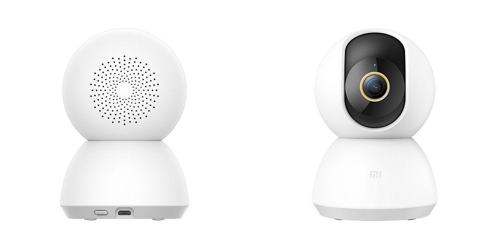 Bezdrátová bezpečnostní kamera Xiaomi Mi 360° Home Security Camera 2K