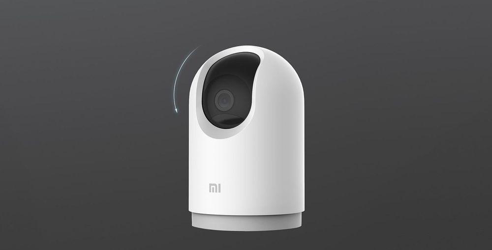 Bezdrátová bezpečnostní kamera Xiaomi Mi 360° Home Security Camera 2K Pro
