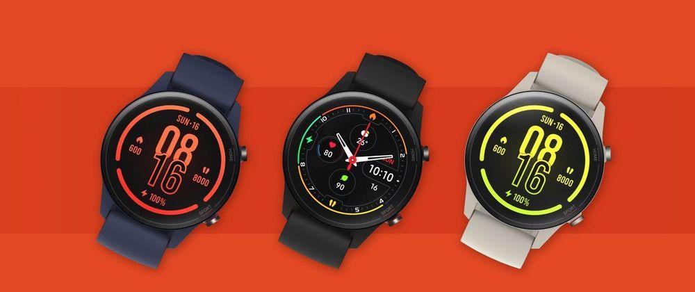 Chytré hodinky Xiaomi Mi Watch