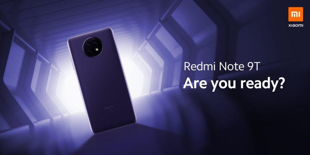 Jste připraveni na Redmi Note 9T?