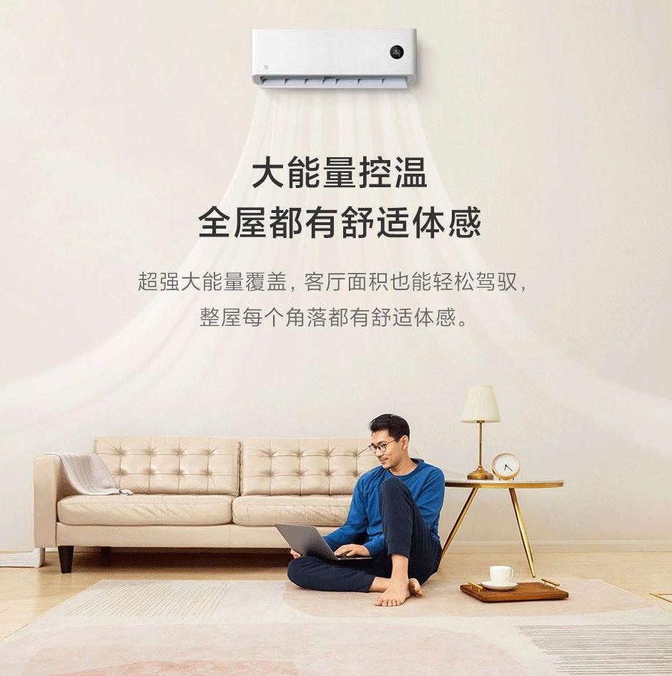 Klimatizaci lze zapínat, vypínat a nastavovat dálkovým ovladačem