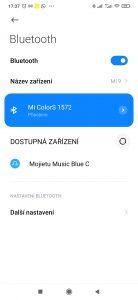 Mojietu Music Blue C