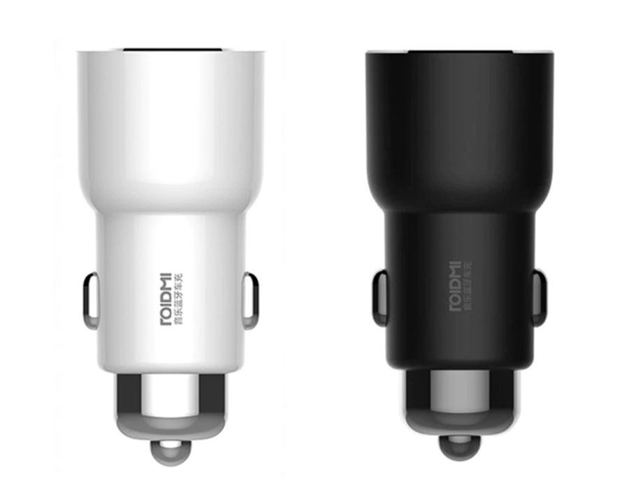 Recenze Roidmi Smart Car Charger 3S