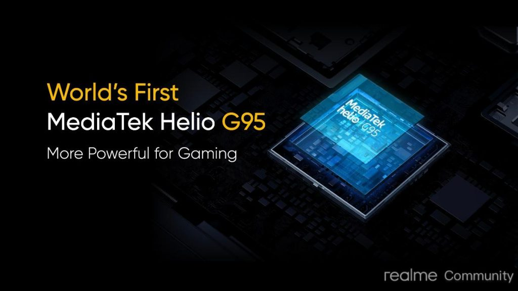 Srdcem je MediaTek Helio G95