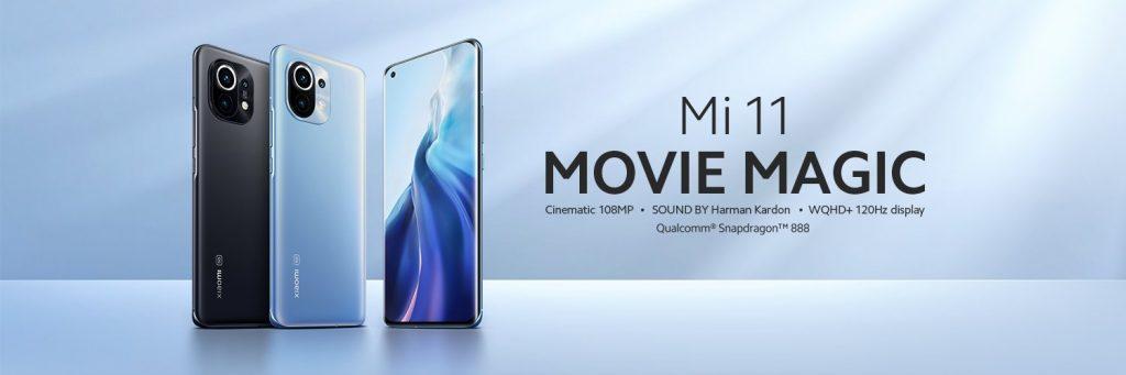 Telefon Xiaomi Mi 11