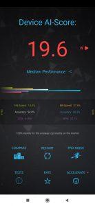 Výsledky Poco M3 v AI Benchmark