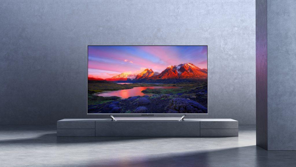 "Xiaomi Mi TV Q1 75"" - chytrá televize"