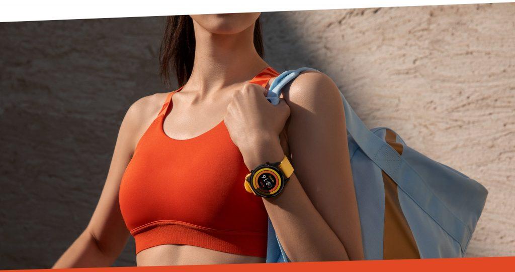 Xiaomi Mi Watch - hodinky