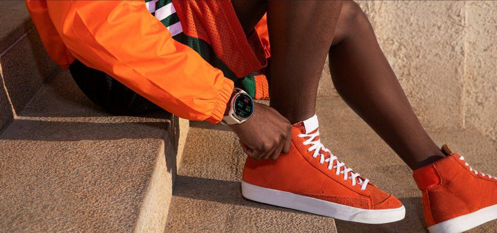 Xiaomi Mi Watch - hodinky počítají kroky